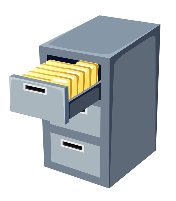 File Cabinet Clip Art: Home And Office Organization Services Alberta And Manitoba